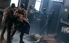 Gotham Brawl (spankysixteen3) Tags: