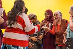 Decorum Project Rehearsal (C) Roxene Anderson for Magic Me (Magic Me Arts) Tags: intergenerational magicmearts performance decorum wowldn eastlondon towerhamlets