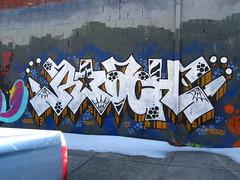 ROACH (Billy Danze.) Tags: nyc new york newyorkcity brooklyn graffiti roach 4s fours