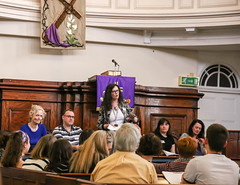 Suffragettes project - read-through, 4 April - 5 (nican45) Tags: eipyork 04042017 1770 1770mm 1770mmf284dcmacro 2017 4april2017 april canon centralmethodistchurch dslr eos70d everythingispossibletheyorksuffragettes nickansell pilottheatre sigma suffragettes theatreroyal york theatre