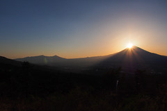 P4190038-2 (vincentvds2) Tags: ashigara fuji mountfuji mtfuji fujisan sunset