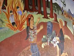 Pascual Abaj (Alveart) Tags: guatemala centroamerica centralamerica latinoamerica latinamerica alveart luisalveart quiche elquiche chichichichicastenango ladino colorfulguatemala
