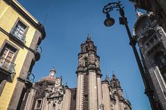 Mexico City architecture