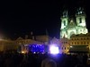 Prague (2011) (alexismarija) Tags: prague czechrepublic churchofourladybeforetýn night church