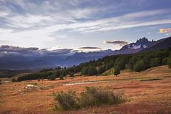 Cerro Castillo a lo Lejos (Daniel Gjakoni) Tags: canon 6d ef1635mm f4l is usm cochrane region de aysén patagonia chile carretera austral sudamerica südamerika latinoamerica marcachile aire libre cerro castillo montaña reserva nacional coyhaique cielo paisaje cuesta del diablo