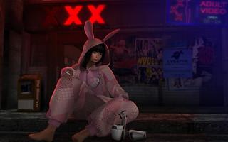 The Easter Bunny - Off Season