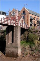 Shortcut to Alaska (Canis Major) Tags: bristol anchorage bridge harbourside wappingwharf development city