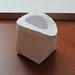 Fujimoto Cube with Elliptical Iris Closure