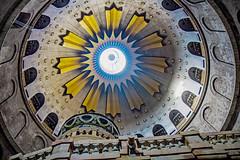 Church of the Holy Sepulchre (werner boehm *) Tags: wernerboehm jerusalem grabeskirche churchoftheholysepulchre architektur