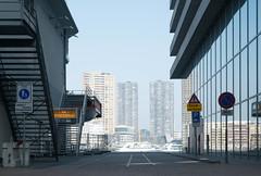 Kop van Zuid Rotterdam (Albert Hndrks) Tags: kopvanzuid wilhelminapier rotterdam fujifilm
