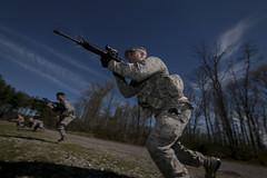 170423-Z-NI803-078 (Matt Hecht) Tags: usa usaf usairforce unitedstatesairforce airmen airnationalguard nj newjersey njng njang 108thwing securityforces tactical squad training jointbasemcguiredixlakehurst m4 rifle military