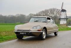 Citroën DS 23 Pallas Injection Electronique Automatique 1974... (CitroenAZU) Tags: citroen ds pallas 1974 borg warner automatiqie ie automatique citroexpert 58bd12