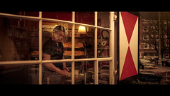 » Something Dutch (Jeff Krol) Tags: cinematic light special amsterdam candid street throughthewindow reflection streetphotography nederland netherlands dutch straatfotografie straat patat raspatat sigma 35mm f14 art 20170318img1665 jeffkrol 2017