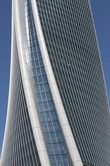 Tower (SamueleGhilardi) Tags: milano milan italy italia blue sky cielo blu architettura architecture palazzo building tre torri
