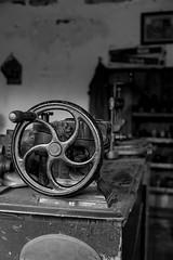 Cobblers (williams.stuart72) Tags: blackandwhite blackcountrymuseum nikond3300 monochrome sigma1750 cobblers 34mm