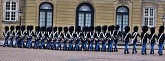 Change of the Guards (Albert Jafar) Tags: changeoftheguards amalienborgpalace royaldanishguard copenhagen denmark photographerswharf ngc worldtrekker