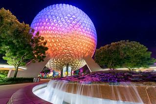 Spaceship Earth Nights