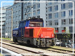SBB CFF FFS Cargo, Eem 923 003-8 (v8dub) Tags: sbb cff ffs cargo eem 923 003 8 rangierlok rangier abstellgleis gare bahnhof station schweiz suisse switzerland fribourg freiburg zug train trein treno railroad railway lokomotive locomotive loco lok bahn eisenbahn