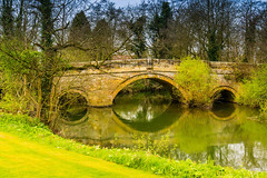 Nunnington Bridge (Geordie_Snapper) Tags: april canon5d3 canon2470mm northyorkshire spring