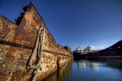 Pyrean Wreck II