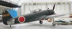"Kawanishi N1K2-J 1 • <a style=""font-size:0.8em;"" href=""http://www.flickr.com/photos/81723459@N04/34153945605/"" target=""_blank"">View on Flickr</a>"