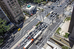 Alf Ribeiro 0072 0180 (Alf Ribeiro) Tags: alfribeiro brazil brazilian building bus city economy saopaulo street urban aerial architecture busstop business car cityscape metropolis outdoor paulistaavenue scene southanerica traffic transit transportation travel vehicle view