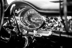 Chrome Heart (Thomas Hawk) Tags: california dreammachines dreammachines2010 halfmoonbay ninetyeight oldsmobile oldsmobileninetyeight usa unitedstates unitedstatesofamerica auto automobile bw car