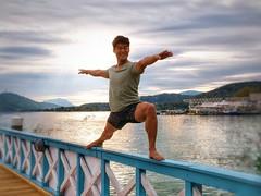 #belove108 - authenticity letzter Tag der belove Challenge. Ich finde dieses Bild beschreibt mich ganz oder? Was macht dich aus?  Samstag und Sonntag habe ich insgesamt elfeinhalb Stunden Yoga unterrichtet. So war ich gestern auch entsprechend im Koma. Di