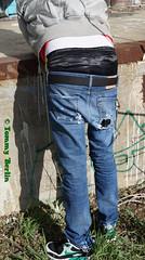 jeansbutt11308 (Tommy Berlin) Tags: men jeans butt ass ars levis