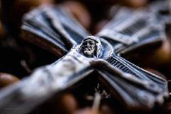 Crime (LionArt1970) Tags: crucifix cross jesus macromondays crime