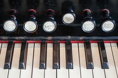 Symmetry (PaulHoo) Tags: nikon closeup symmetry piano organ black white keys music instrument