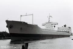 VIRIHAURE (5382154) (001-00.00.1968) (HWDKI) Tags: virihaure imo 5382154 schiff ship vessel hanswilhelmdelfs delfs kiel nordostseekanal kielcanal nok schülp oreoilcarrier erzölfrachter kockums malmö grängesberg oxelösund