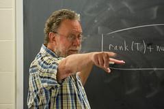 Mathematics Class (Knox College) Tags: knoxcollege mathematics class students faculty blackboard schneiderdennis171284