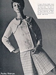 Pop Shop Magazine - Mod Fashion - 1966 (Patrick from Parka Avenue) Tags: vintage mod 60s 1966 retro mods teenbeat popshop 60sfashion