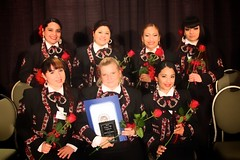 Mariachi Divas Latinas of Influence