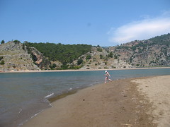 Dalyan river mouse (the sea in in the left) (Radu Bucuta) Tags: holiday beach turkey easter dalyan 2013 turcia iztuzu