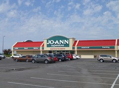 Jo-Ann Superstore in Mansfield (Ontario), Ohio (Fan of Retail) Tags: ohio ontario retail stores joann mansfield superstore 2013