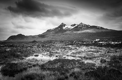 Secluded (Phil Hunter (VividVista)) Tags: scotland nikon isleofskye innerhebrides heather cottage croft bog moorland d800 sligachan thecuillins vividvista
