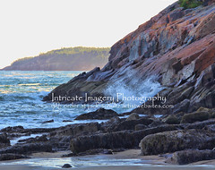 Maine Shoreline (intricate_imagery-Jack F Schultz) Tags: maine shoreline rocky wavescrashing