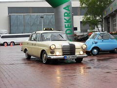 Mercedes-Benz Taxi (W110) (Transaxle (alias Toprope)) Tags: auto show berlin classic cars beauty car vintage nikon power antique voiture historic retro event coche soul carros classics carro oldtimer bella autos veteran macchina carshow coches veterans clasico voitures toprope antigo antigos clasicos