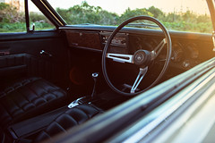 GTS Interior (ben_stieger) Tags: old school holden monaro gts