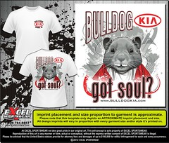 "Bull Dog KIA 52305139 TEE white • <a style=""font-size:0.8em;"" href=""http://www.flickr.com/photos/39998102@N07/9042214239/"" target=""_blank"">View on Flickr</a>"