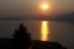 L'emozione di Garda! (coimbrajunior95) Tags: sunset landscape lago garda
