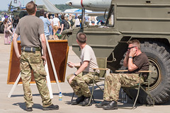 20130706-DSC_0938.jpg (bootboybe) Tags: england army boots unitedkingdom airshow soldiers uniforms airforce cadets waddington