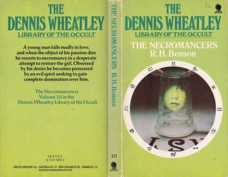 R.H. Benson - The Necromancers (Dennis Wheatley Library of the Occult)
