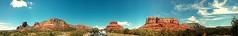Bell Panorama (tab2space) Tags: arizona panorama sedona oakcreek bellrock courthousebutte