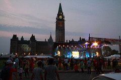 Parliament Hill1 night of June 30th (michael bottoms-apologies to everyone...) Tags: music ontario canada night canon eos lights ottawa celebration sound canadaday lightshow 50d canadascapital