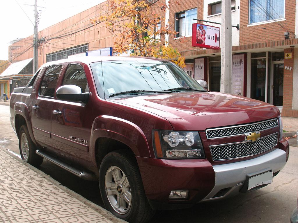 2008 chevrolet z71