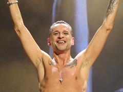 Depeche Mode - Andy Fletcher, Dave Gahan & Martin Gore (Peter Hutchins) Tags: concert tour live depechemode setlist davegahan martingore andyfletcher 2013 deltamachine