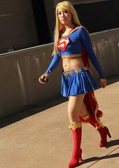 supergirl (mevrain) Tags: comics cosplay events superman batman drwho conventions superheroes collectibles baltimorecomiccon